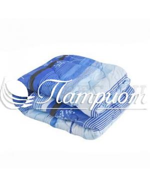Одеяла холлофайбер в бязи 125 г/м2